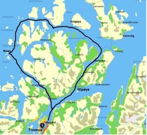 Kart tur juni 2014