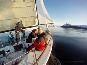 Karlsøyregattaen 2011. Foto:Tommy Hågensen